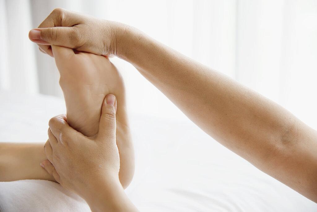 Fussreflexzonentherapie Harmonia Massage und Kosmetik Ursula Eismann Gerlafingen Solothurn Biberist Obergerlafingen